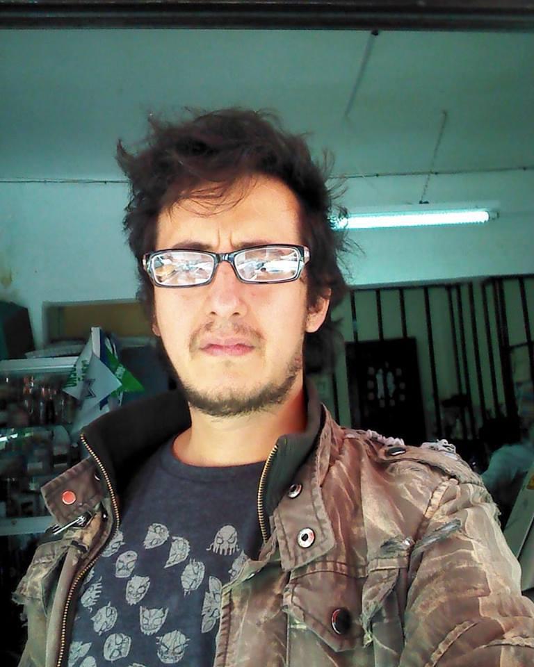 Gabriel E. Chacón Lizarraga