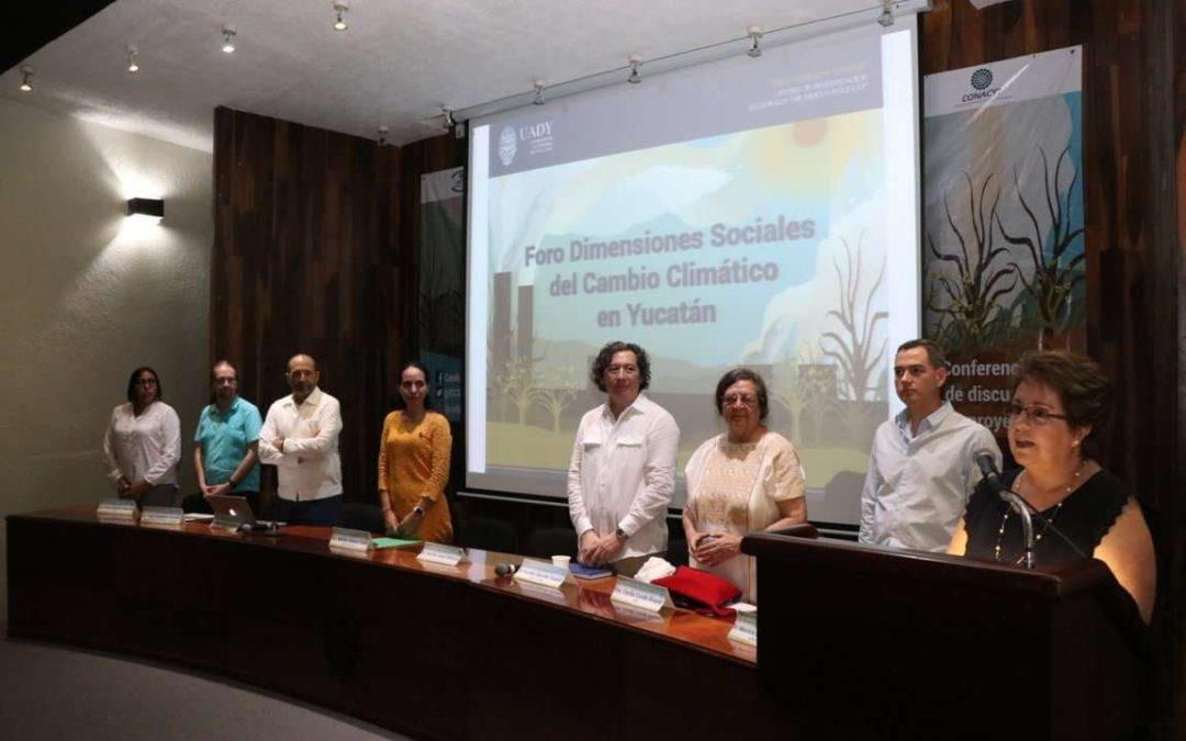 Soluciones colectivas a efectos del cambio climático