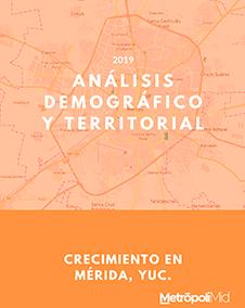 Análisis Demográfico y Territorial de Mérida 2019