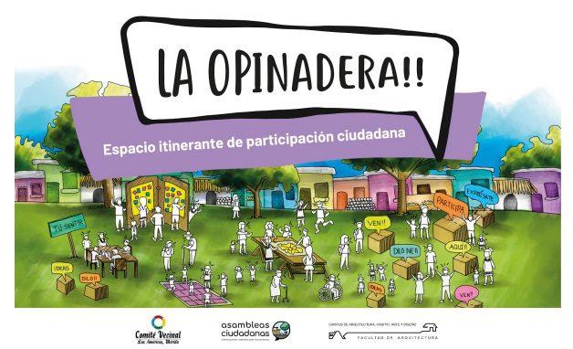 Se abre espacio de participación ciudadana en Las Américas