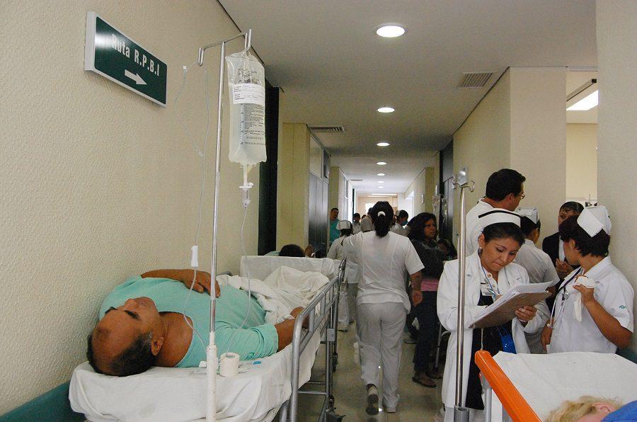Desigualdad que se acentúa en los hospitales de Mérida