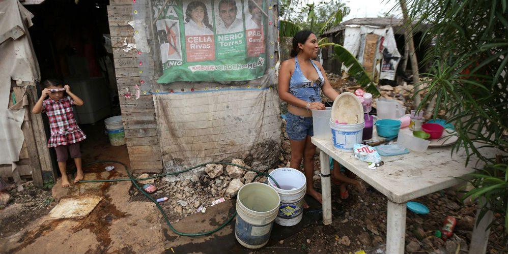 Las manifestaciones de la inequidad en la ciudad de Mérida