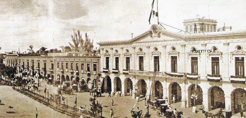 La vivienda en el Centro de Mérida durante el siglo XIX