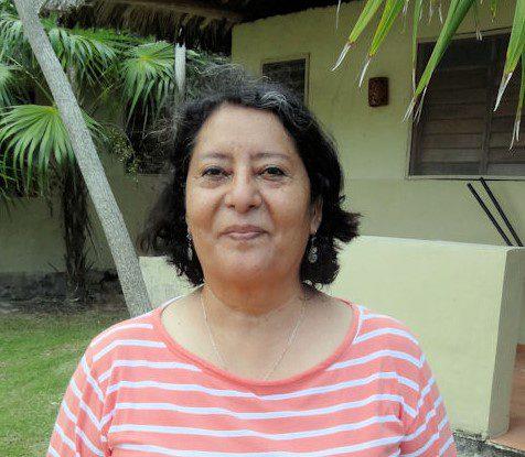 María Andrade Hernández