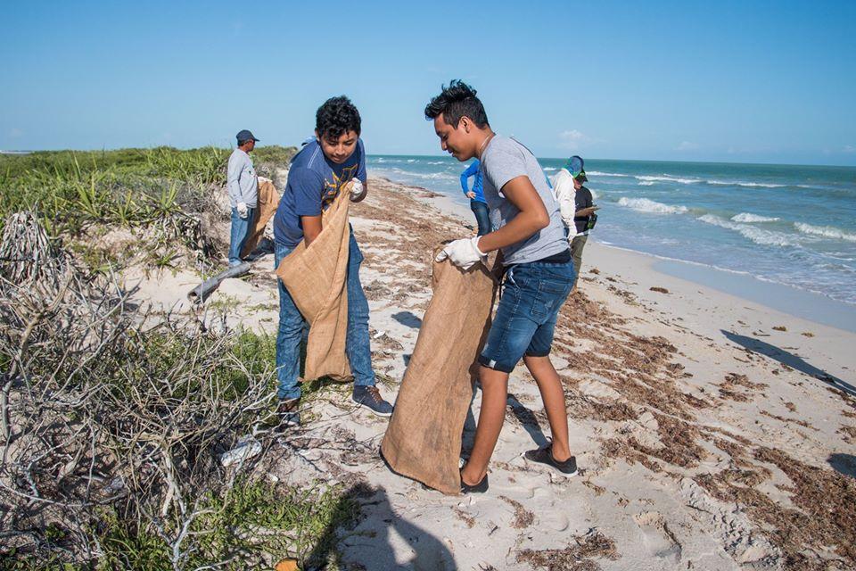 Sociedad yucateca en armonía con el medio ambiente
