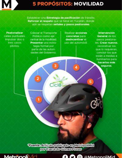Infografía CicloTurixes