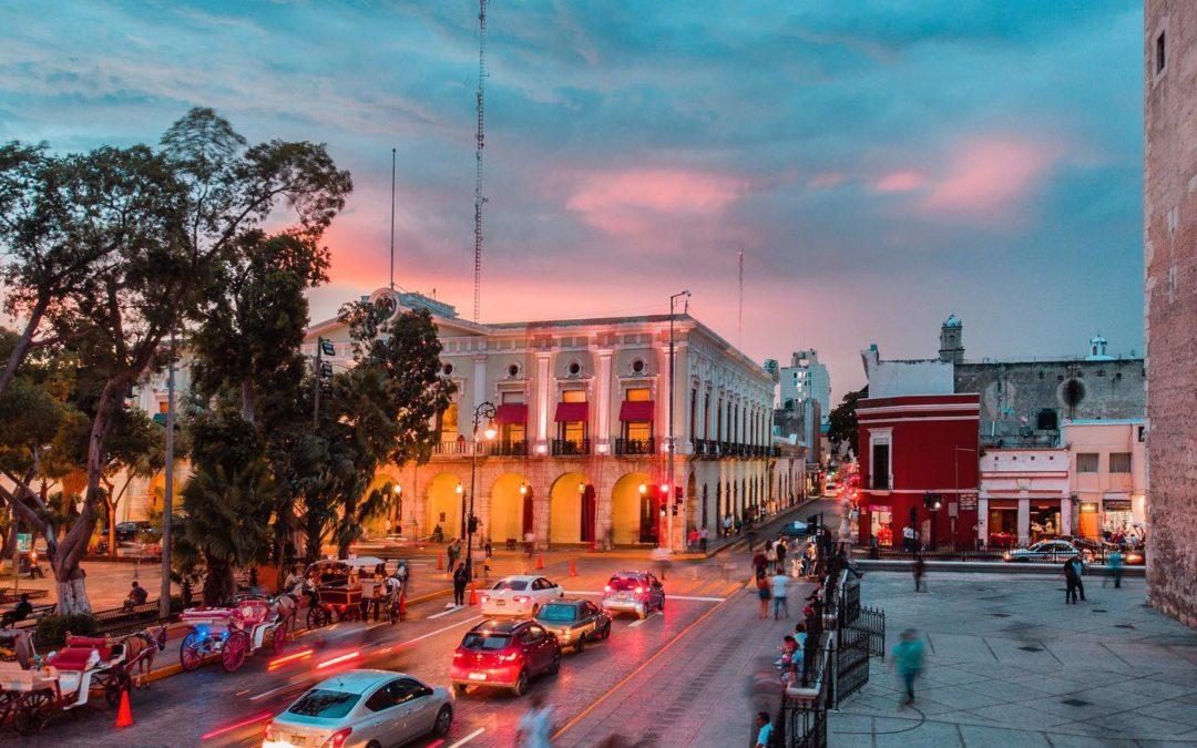 Mérida, la ciudad de servicios del sureste de México