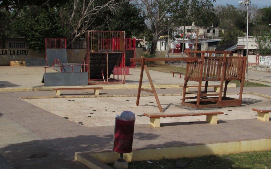 Cómo conseguir espacios públicos exitosos en Mérida