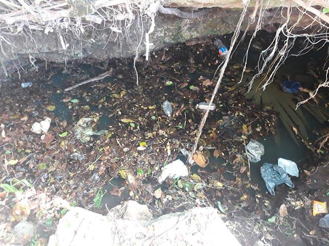 La contaminada realidad del acuífero peninsular