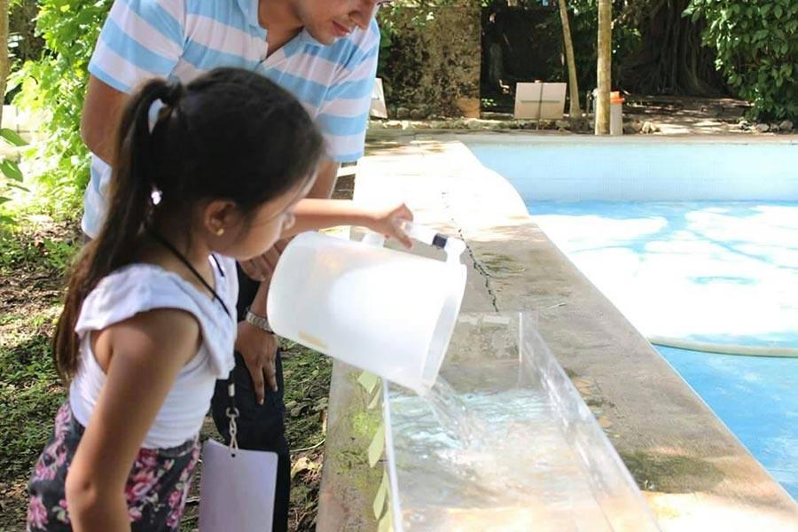 BACAB A.C.: Nosotros somos agua