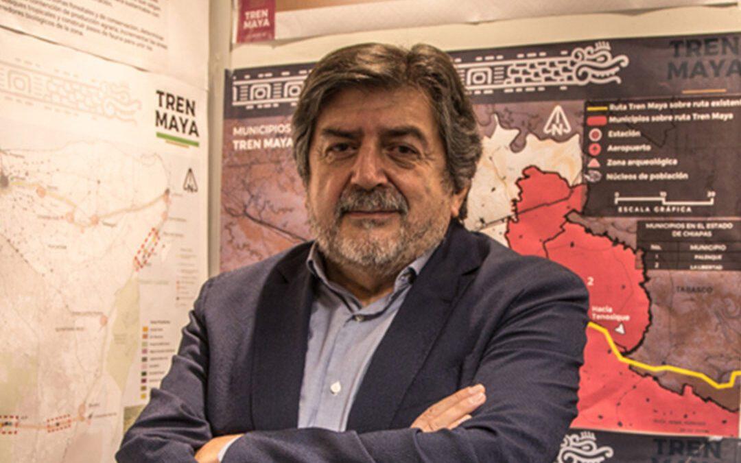 El Tren Maya NO PARA: Jiménez Pons