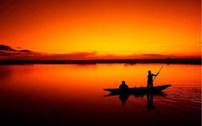 Saber pescar, hizo la diferencia
