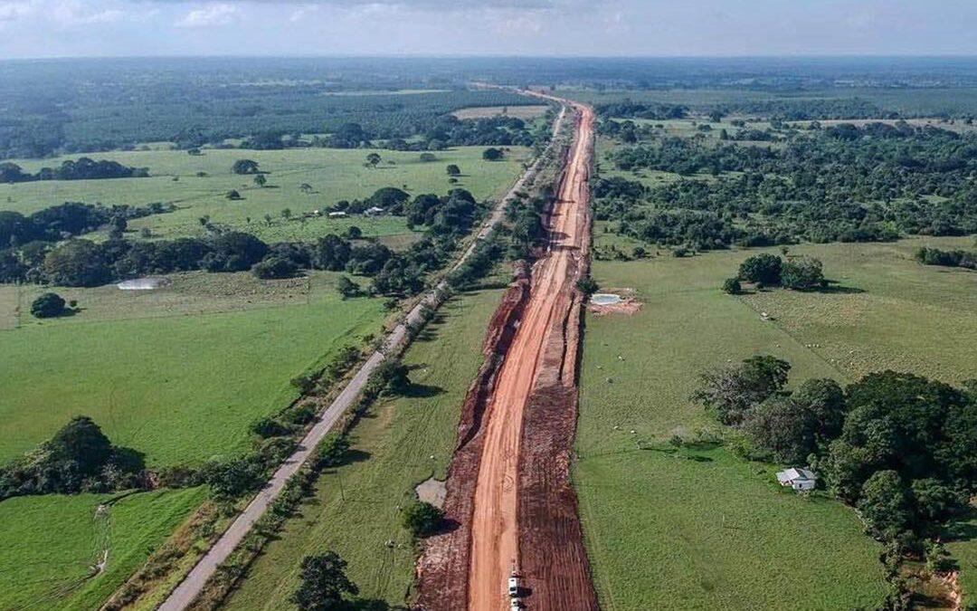 La ruta del tren FONATUR