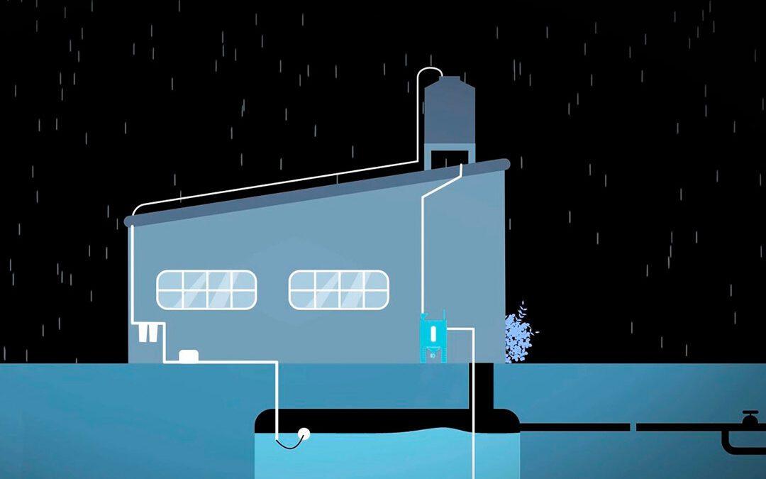 Sistemas de captación de agua de lluvia como alternativa de abastecimiento de agua para el ahorro de gasto público