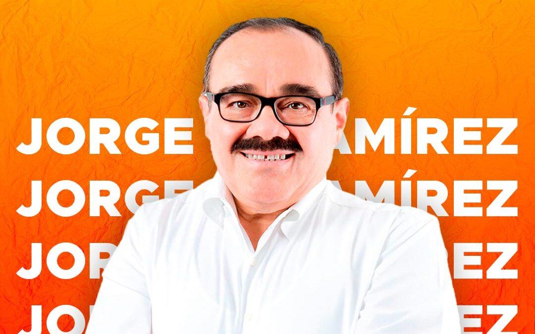 Entrevista a Jorge Carlos Ramírez Marín