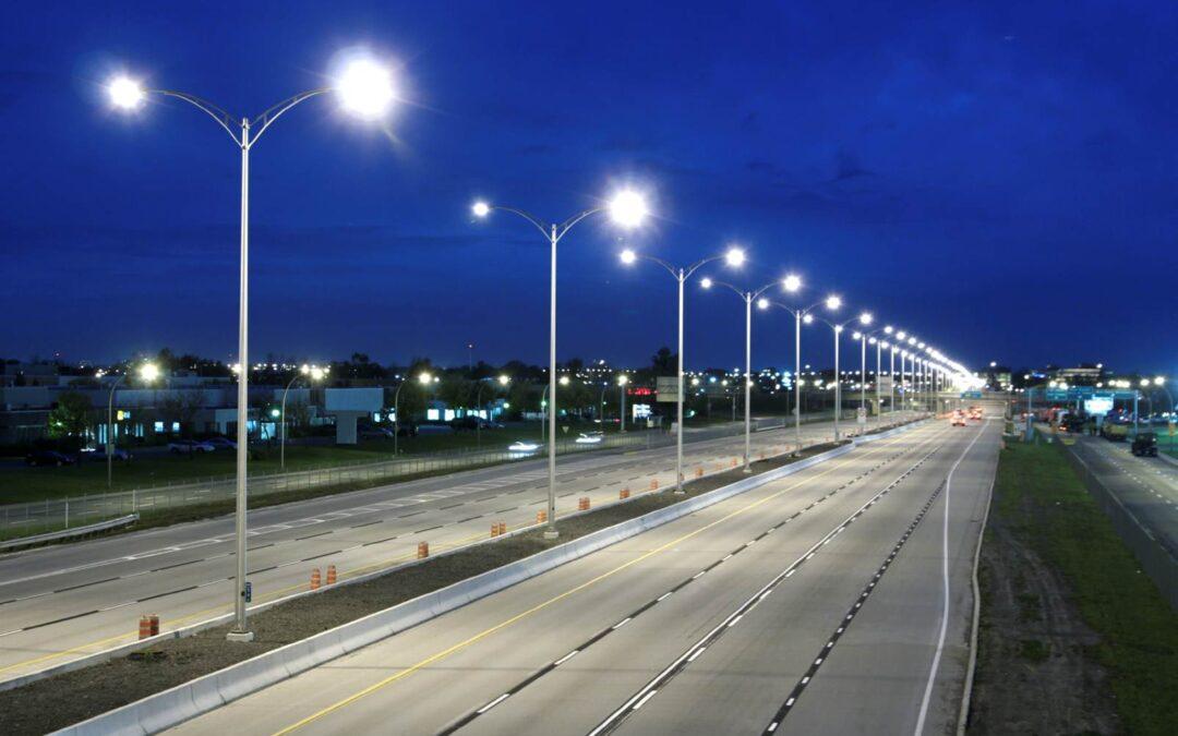 Evolución en el diseño de la iluminación pública